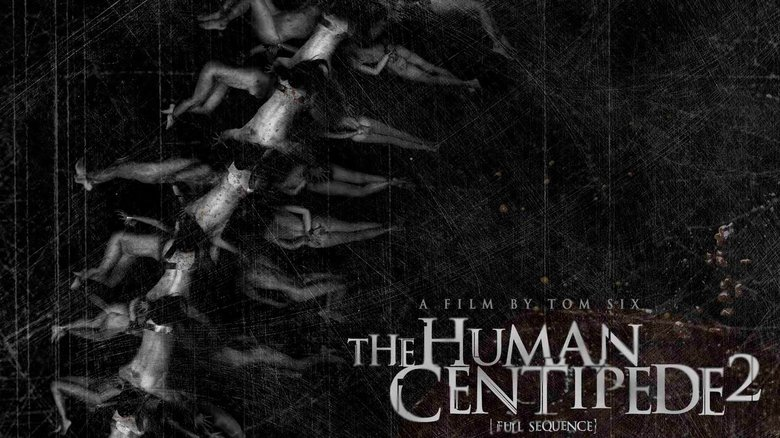 Human Centipede II (Full Sequence), The 8