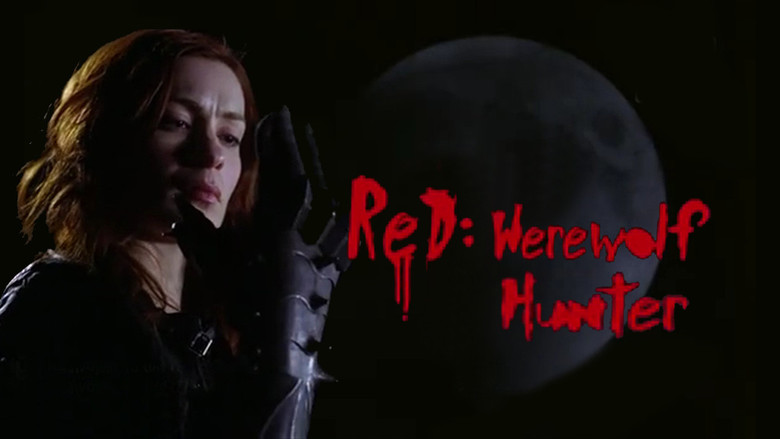 Red: Werewolf Hunter 21