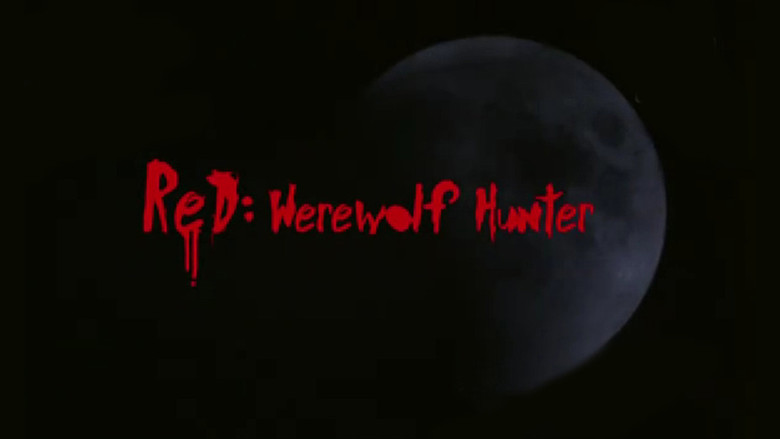 Red: Werewolf Hunter 3
