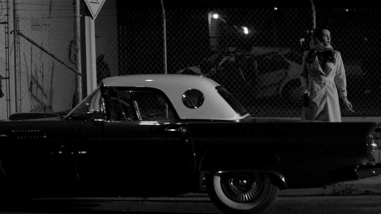 A Girl Walks Home Alone at Night 10