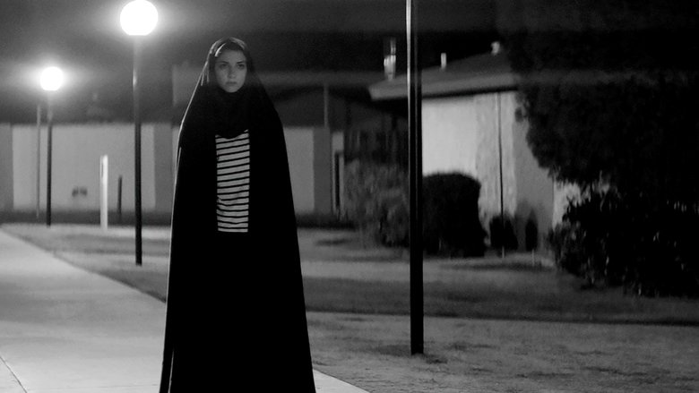 A Girl Walks Home Alone at Night 11