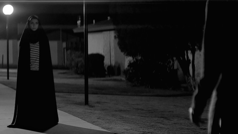 A Girl Walks Home Alone at Night 9