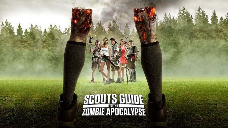 Scouts vs. Zombies 5