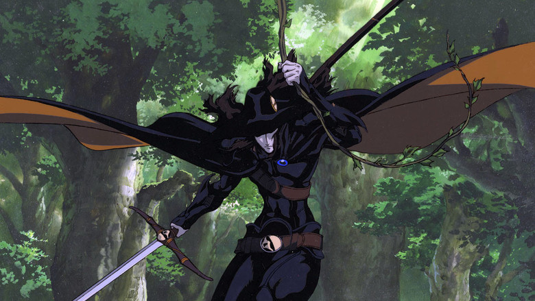 Vampire Hunter D: Bloodlust 2